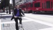 Удивителни ел.велосипеди -коментар на руски
