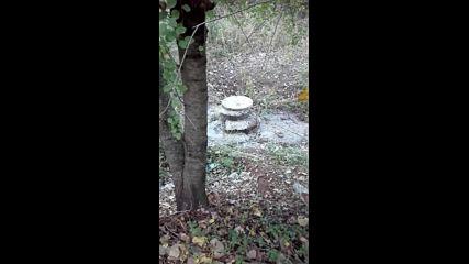 Шахта за отпадни води прелива