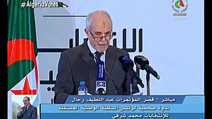 Algeria: Ex-PM Abdelmadjid Tebboune wins presidential elections
