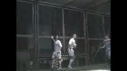 Реклама - Nike Клетката