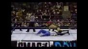 WWF The Rock & Mankind VS. Triple H & Shane McMahon