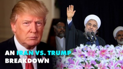 How Trump is provoking Iran, simplified