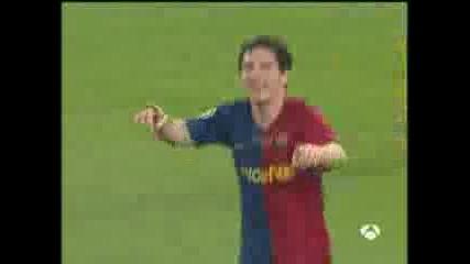 Финал 2009 - Барса - Ман.юнайтед 2:0