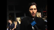 Buzznet interviews Jackson at the Twilight premiere