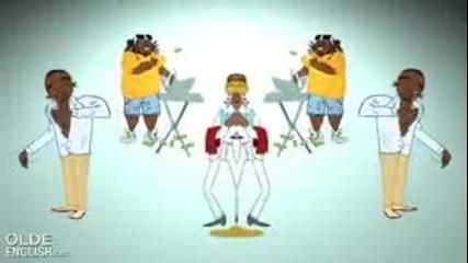 Яка Анимацийка с Akon & T - pain
