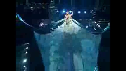 Britney Spears - Shadow Live In Paris