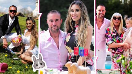 Как празнуват богатите: Филип Плейн с разкошни снимки за Великден