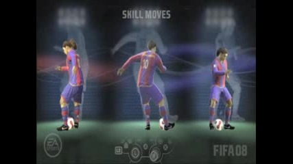 Fifa 08 - Skill Moves Trailer