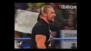 Wwf - Kurt Angle Се Бъзика С Triple X(qko)