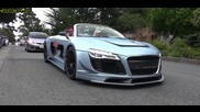 Audi R8 Razor Spyder Gtr By Ppi Speed Design