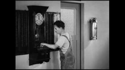 Модерни Времена - Чали Чаплин