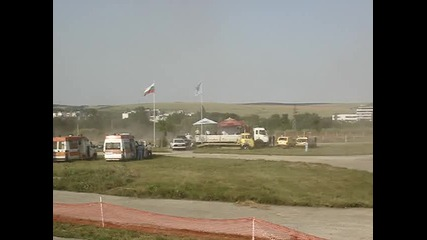 Рали - Крос Разград 2010