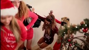 Ariana Grande - Santa Tell Me ( H D ) ( Official) { Превод }