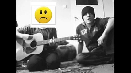 Amateour Cover Of Never Too Late