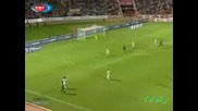 Денизлиспор 0 - 2 фенербахче спечели първата среща