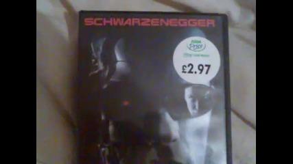 Класическият филм Терминатор 3 (2003) на V H S
