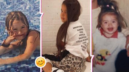 Познайте кои са тези деца! Популярни българи пуснаха свои снимки за 1 юни