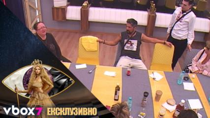Спиращо дъха изпълнение на Ваня Костова - VIP Brother 2018