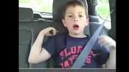 Дрогирано Дете Връщащо Се От Зъболекар ! (продължение)