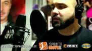 Ghettoman в студиото за Последният епизод част 1