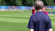 France: England team preps for Russia match as Euro 2016 draws closer