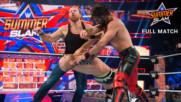 Cesaro & Sheamus vs. Seth Rollins & Dean Ambrose - Raw Tag Team Title Match: SummerSlam 2017 (Full Match - WWE Network E