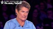 Най-болезнените лицеви опори - Britain's Got Talent 2011