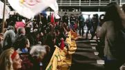 Brazil: Protesters rally against interim President Temer in Sao Paulo