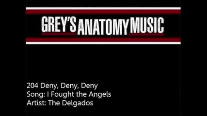 The Delgados - I Fought the Angels