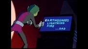 Beast Boy Пее Teen Titans Theme