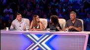 Мария Гогушева - X Factor (23.09.2014)