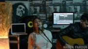 Najwa Farouk - Mawjou3 galbi Cover - -