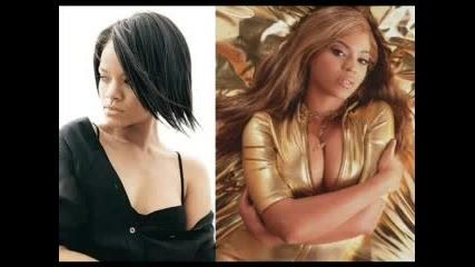 Rihanna & Beyonce