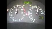 Lamborghini Murcielago - Ускорение 320 km/h