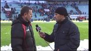 Стойчо: Контролирахме мача, вече няма какво да мислим за Левски