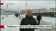 Гаф в репортаж на шведската телевизия TV4