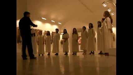 Девически хор на Нгдек - Ой,  Калино
