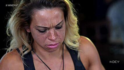 Zoey Stark & Io Shirai bond over sushi: WWE NXT, August 3, 2021
