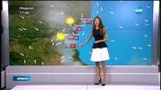 Прогноза за времето (03.05.2015 - обедна)