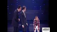 Изпълнение! Айдън Дейвис, Полуфинал - Britains Got Talent 2009 [hq]