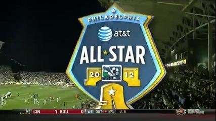Mls All Stars - Челси 3:2