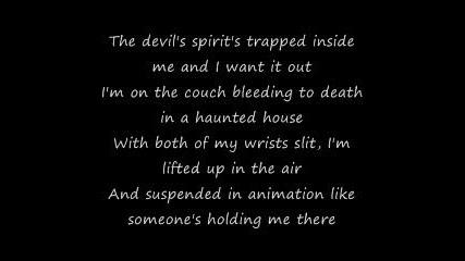 Eminem - Demon Inside (lyrics)