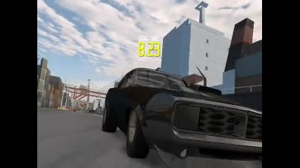 Need For Speed Pro Street Drag