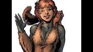 Великата необикновена героиня на Марвел - Дорийн Грийн / Squirrel Girl