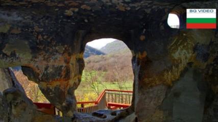 Провадийско плато -скален манастир св Георги