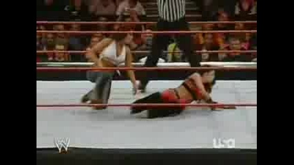 Melina Vs. Mickie James
