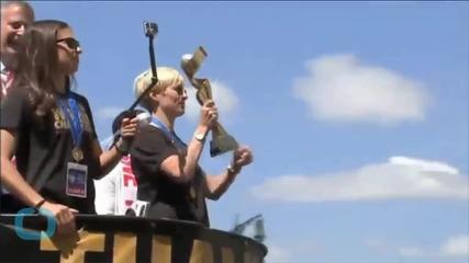 Historic Ticker-Tape Parade Enshrines US Women's Soccer Team in Sports Lore