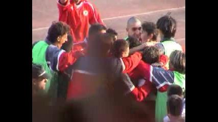 Cska - Pfc Levski 1-0 Hristo.yanev 24.04.2004