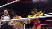 Nikki Bella vs. The Funkadactyls - 2-on-1 Handicap Match: Raw, June 30, 2014