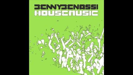 Benny Benassi - House Music (coverart)